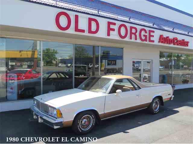 1980 Chevrolet El Camino | 983340