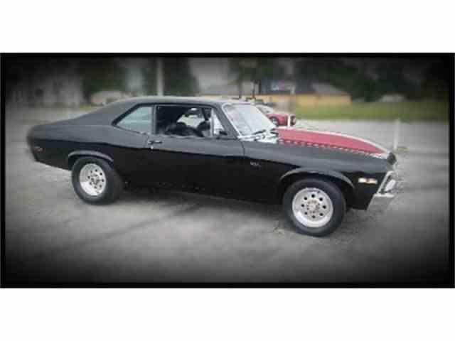 1972 Chevrolet Nova | 983343