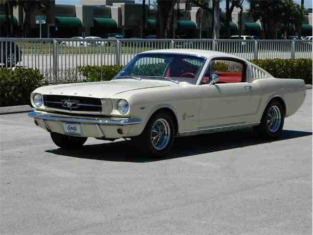 1965 Ford Mustang | 980335