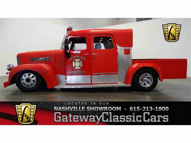 1942 Maxim Fire Truck | 980336