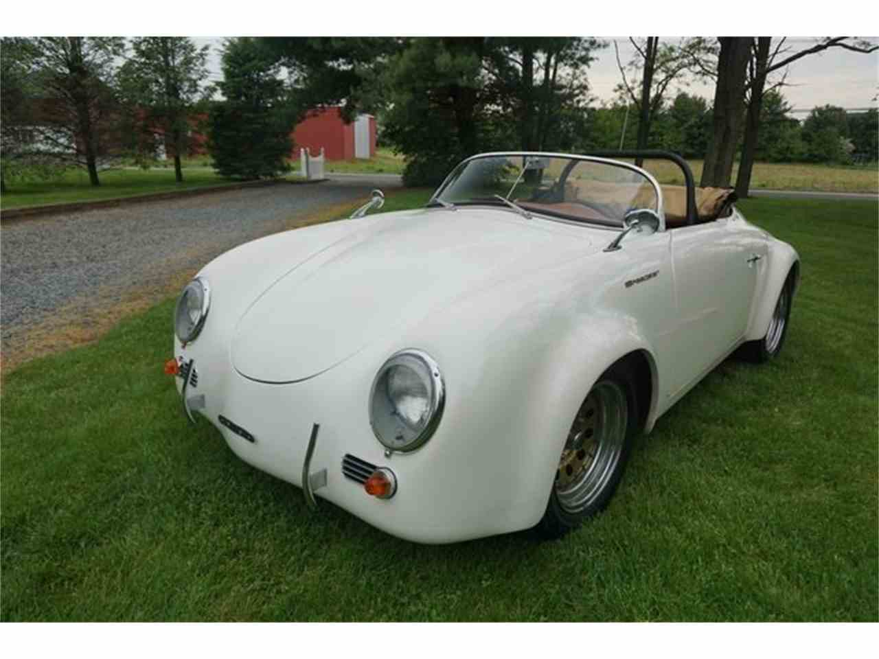 1956 porsche 356 speedster replica wide bo for sale. Black Bedroom Furniture Sets. Home Design Ideas