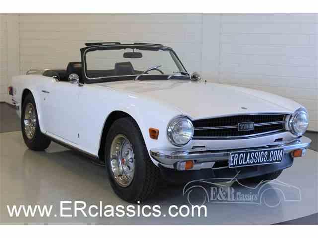 1976 Triumph TR6 | 983361