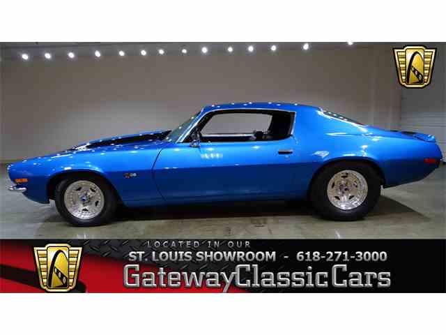 1972 Chevrolet Camaro | 983366