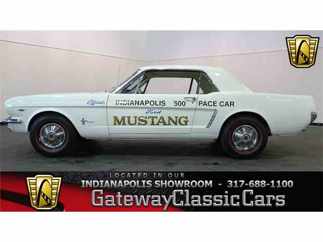1965 Ford Mustang | 983368