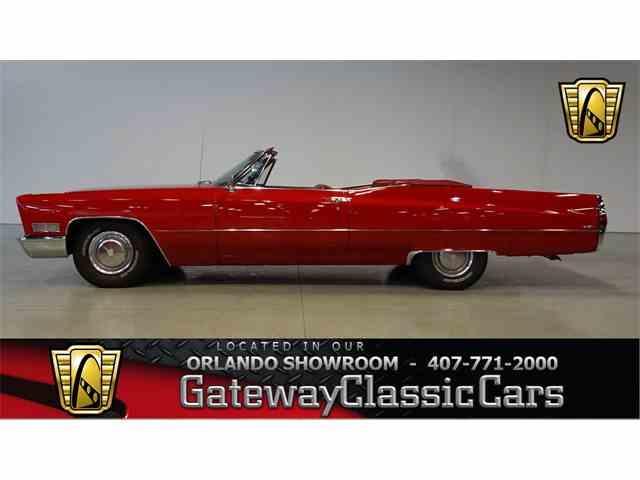 1967 Cadillac DeVille | 980337