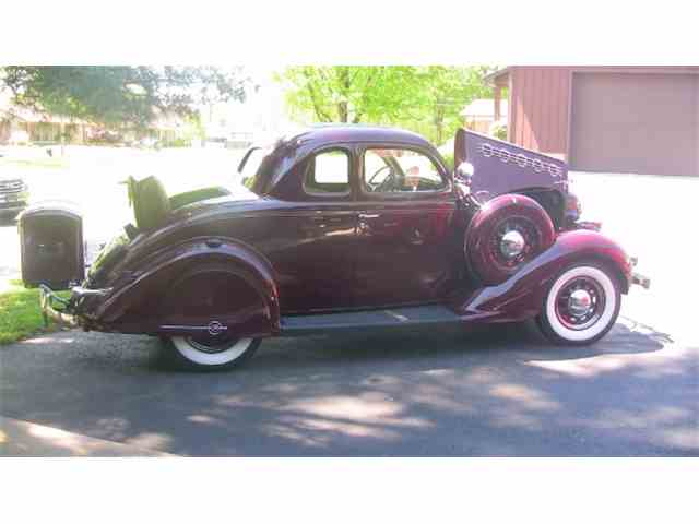 1935 Plymouth PG Deluxe | 983372