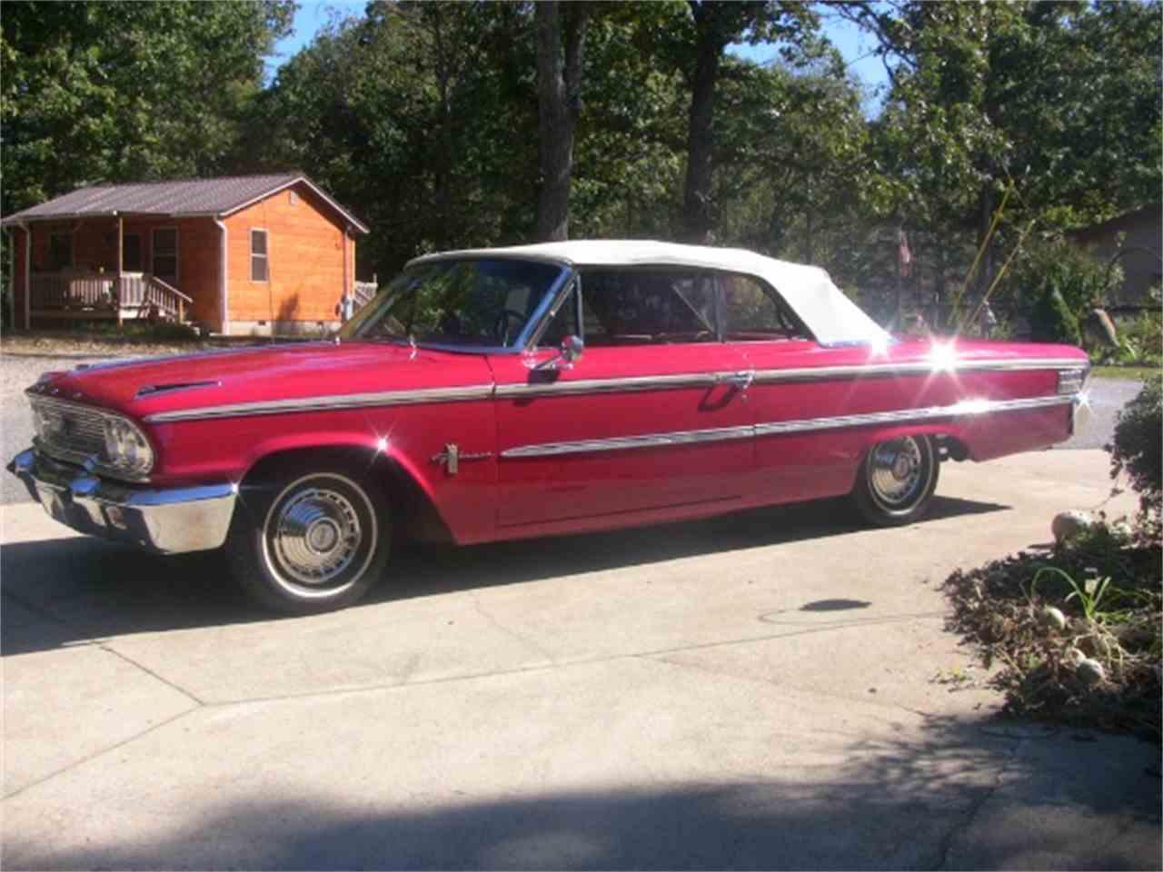 1963 ford galaxie 289 - 1963 Ford Galaxie 983373