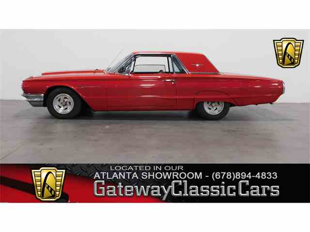 1964 Ford Thunderbird | 983374