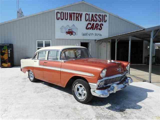 1956 Chevrolet Avalanche | 983375