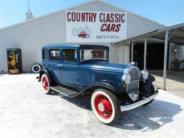 1932 Plymouth PA   983377