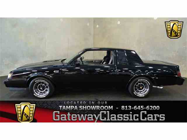 1987 Buick Grand National | 980338