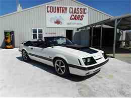 1986 Ford Mustang for Sale - CC-983381