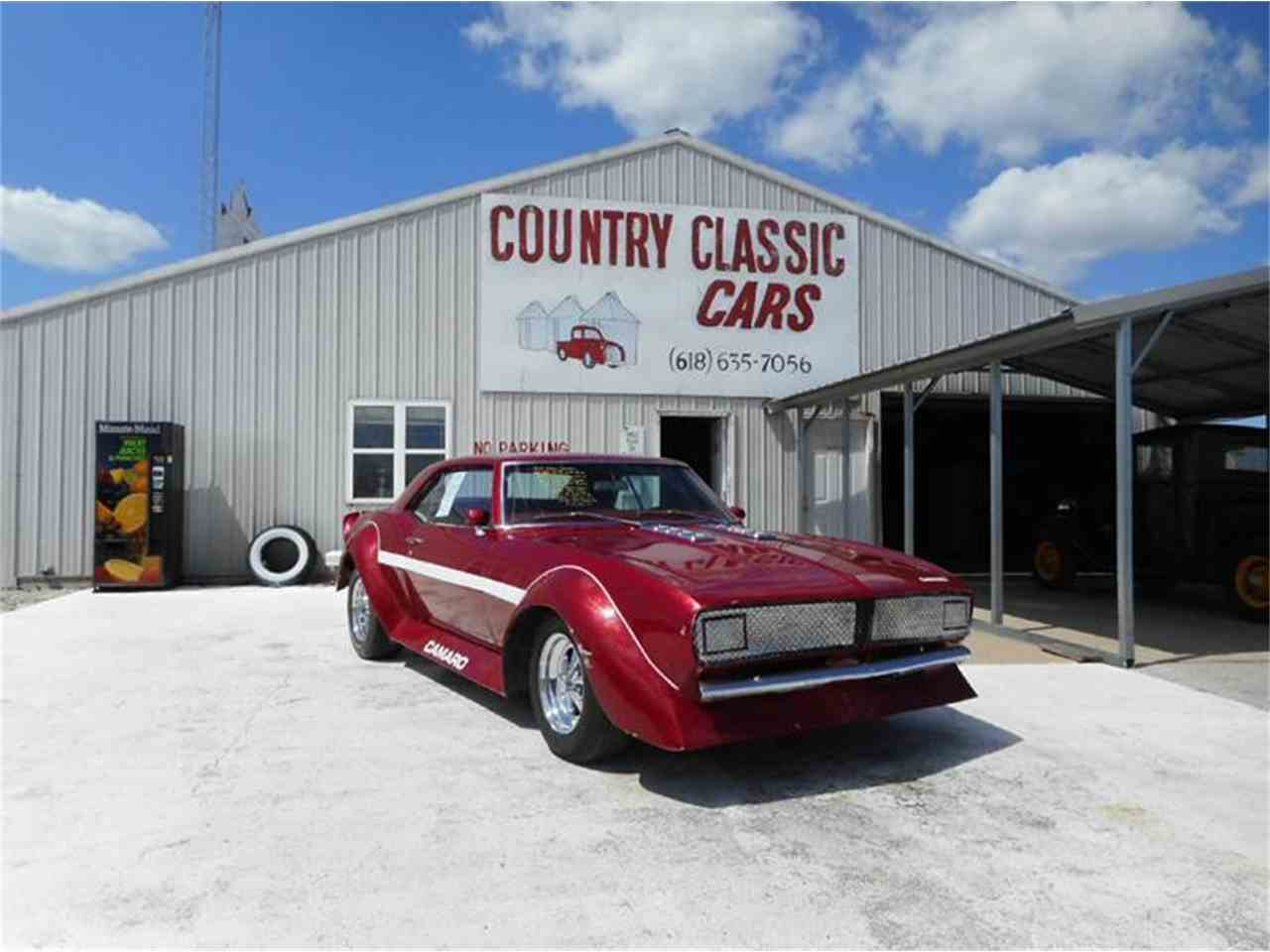 1968 Chevrolet Camaro for Sale - CC-983384