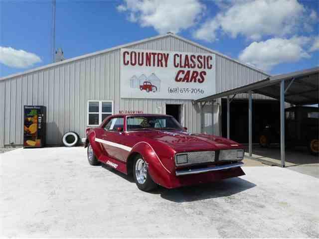 1968 Chevrolet Camaro | 983384
