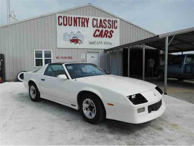 1989 Chevrolet Camaro | 983385