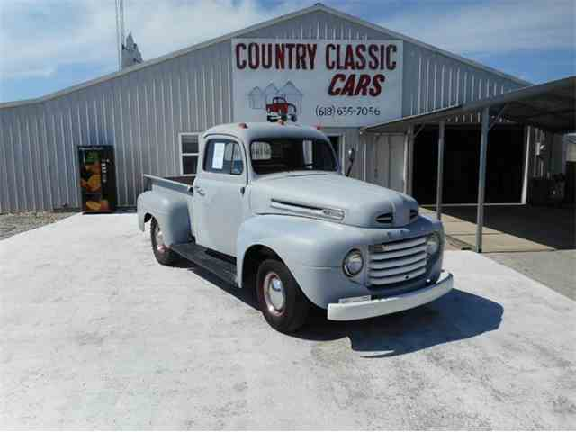 1950 Ford F1 | 983388