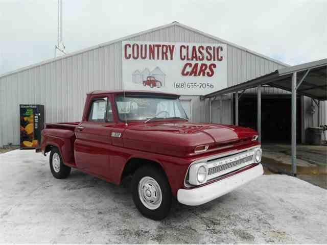1965 Chevrolet C/K 10 | 983389