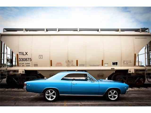 1967 Chevrolet Chevelle SS | 983393