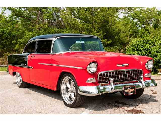 1955 Chevrolet Bel Air 2 Door Hardtop | 983395