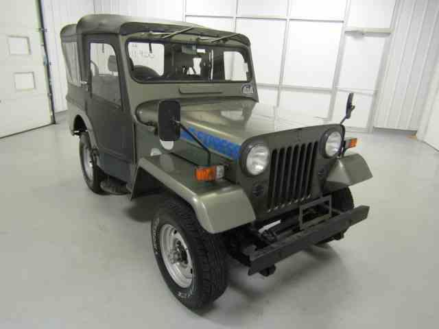 1989 Mitsubishi Jeep | 983400
