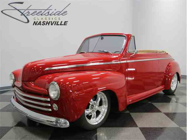1947 Ford Club Cabriolet | 983409