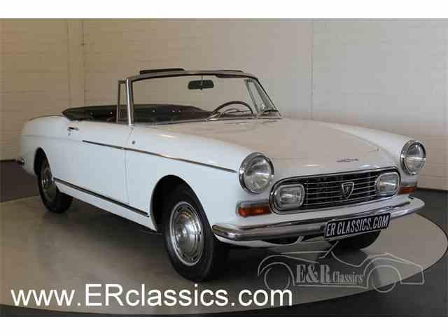 1965 Peugeot 504. | 983411