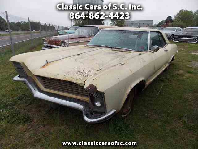 1965 Buick Riviera | 983417
