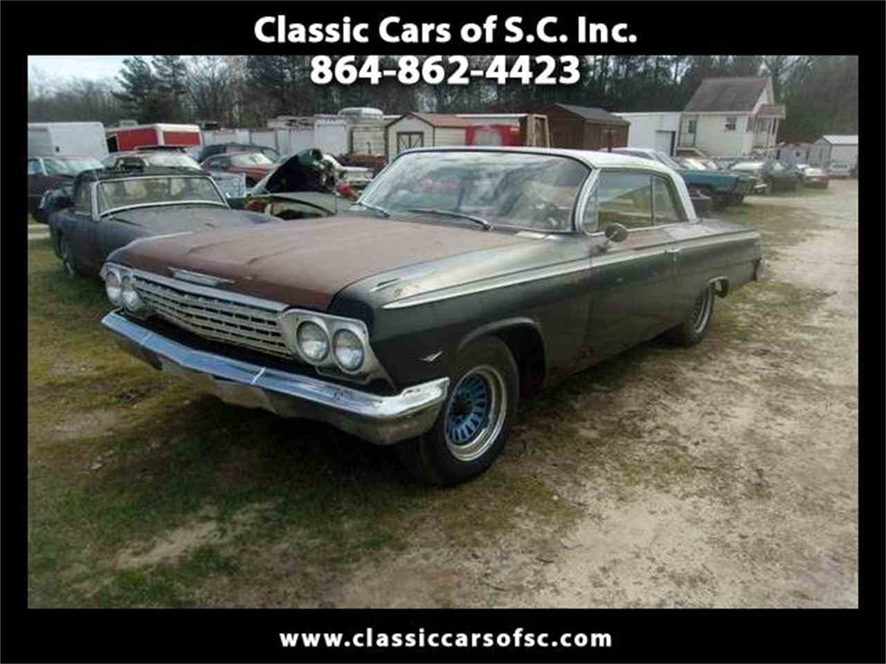 Large Picture of Classic '62 Chevrolet Impala - $5,000.00 - L2T6