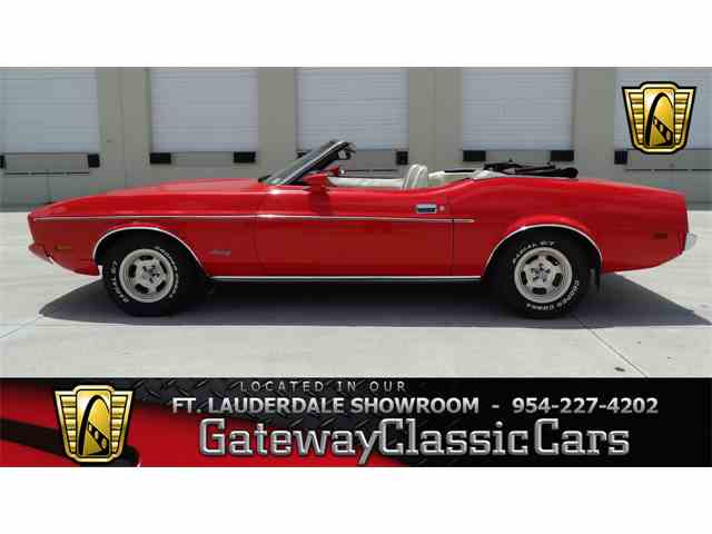 1973 Ford Mustang | 980343