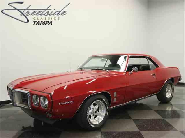 1969 Pontiac Firebird | 983448