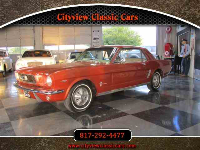 1966 Ford Mustang | 983449