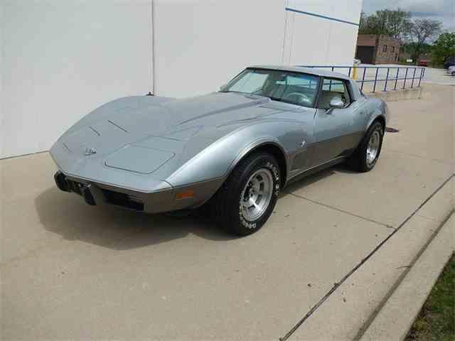 1978 Chevrolet Corvette | 983450