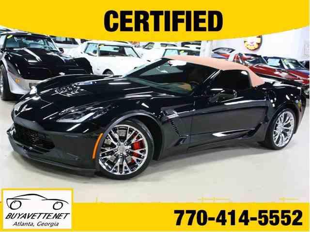 2015 Chevrolet Corvette | 983451