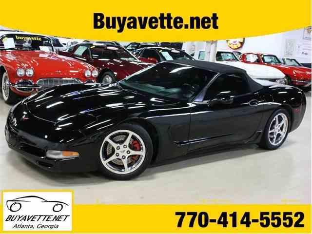 2000 Chevrolet Corvette | 983452
