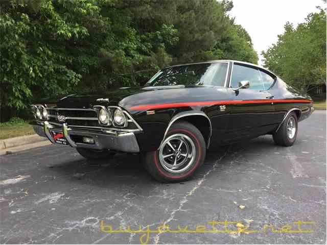 1969 Chevrolet Chevelle | 983453
