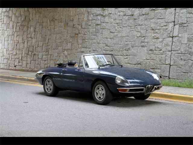 1969 Alfa Romeo Duetto | 983459
