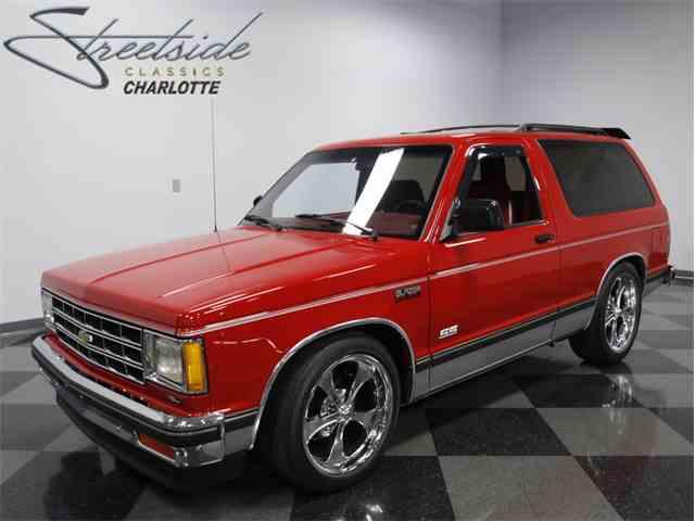 1990 Chevrolet Blazer | 983463