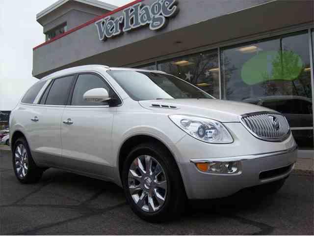 2011 Buick Enclave   983464