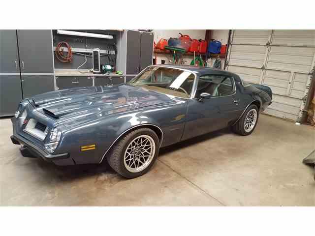 1975 Pontiac Firebird Formula | 983466