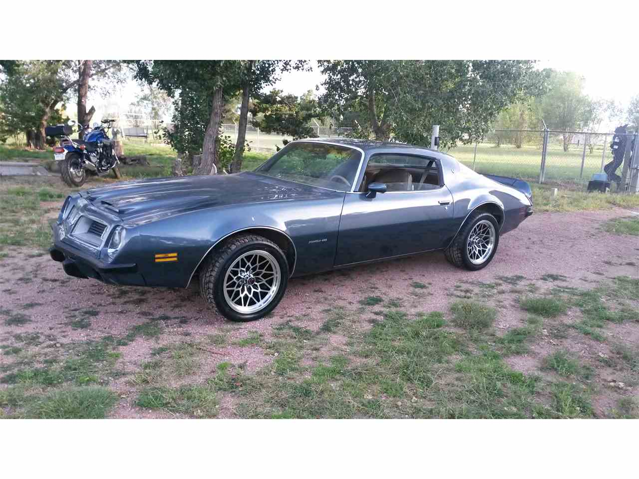 Large Picture of '75 Firebird Formula - L2UI