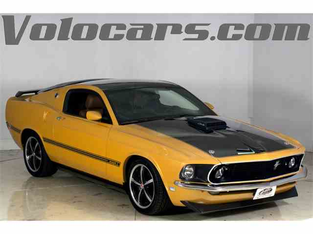 2014 Ford Mustang Mach 1 Retrobuilt | 983469