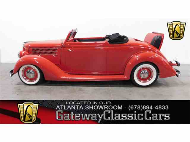 1936 Ford Cabriolet | 980347