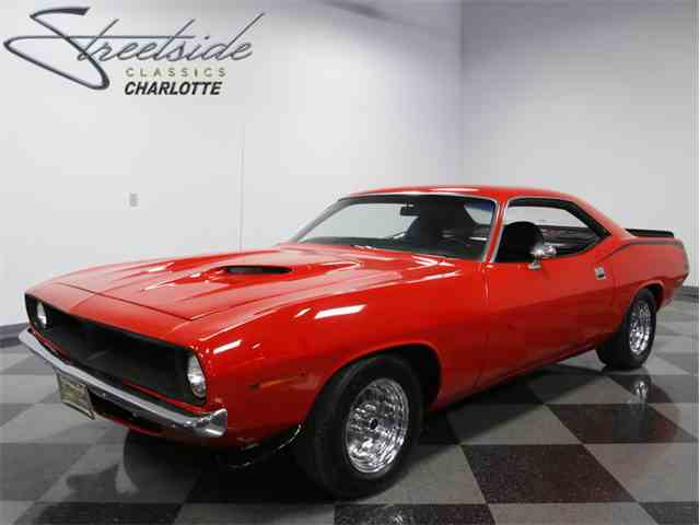 1970 Plymouth Barracuda | 983470