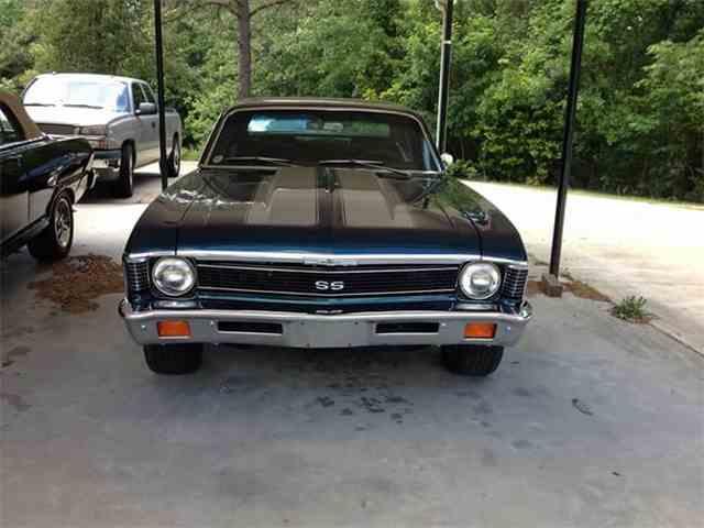 1971 Chevrolet Nova | 983479