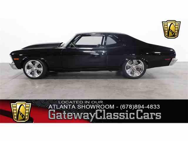 1970 Chevrolet Nova | 980348