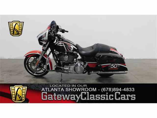 2015 Harley Davidson FLHXS Street Glide Special | 980349
