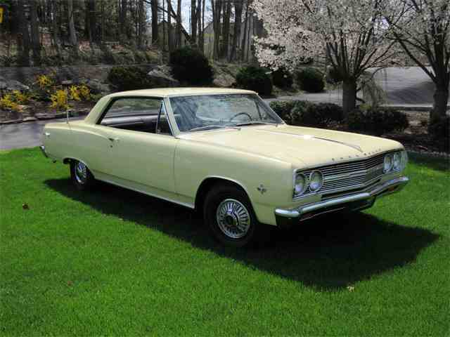 1965 Chevrolet Chevelle SS | 983490