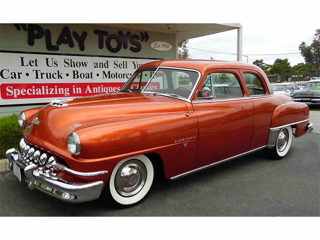 1956 desoto firedome seville 4 door hardtop 1 of 10 - 1952 Desoto Firedome 983504
