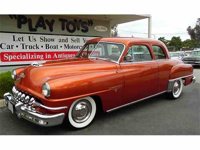 1952 DeSoto Firedome | 983504