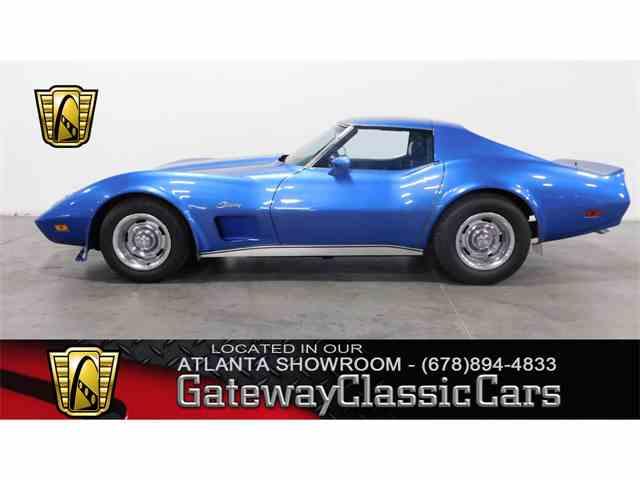 1974 Chevrolet Corvette | 980351